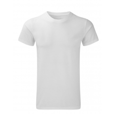 RUSSEL Karcsúsított fazonú, Russell férfi póló, fehér