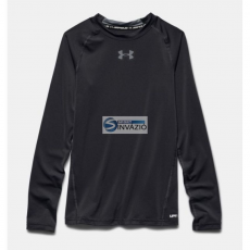 Under Armour Póló kompresyjna Under Armour Long Sleeve Junior 1253816-001
