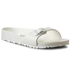 Birkenstock Papucs BIRKENSTOCK - Madrid 0128183 White