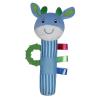 Lorelli Toys Plüss zsiráf, rágóka, csörgő, Lorelli Toys
