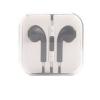 Mikrofonos fülhallgató 3.5mm-es jack dugóval, Fekete
