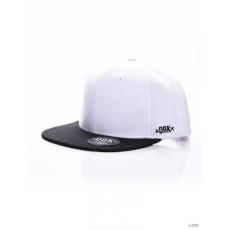 Dorko Unisex Baseball sapka BASIC SNAPBACK WHITE/BLACK