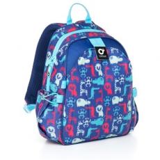 Topgal Gyermek hátizsák CHI 839 D Blue