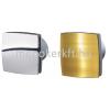 VENTS 150 LDA Fali Axiális ventilátor választható színű előlappal