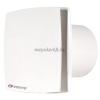 VENTS 125 LD TH Fali axiális elszívó ventilátor időzítővel és páraérzékelővel