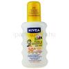 Nivea Sun Kids gyermek spray a napozáshoz SPF 50+ + minden rendeléshez ajándék.