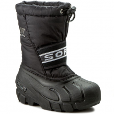 SOREL Hótaposó SOREL - Childrens Cub NC 1881-011 Black
