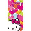 Hello Kitty fürdőlepedő strand törölköző 75x150 cm