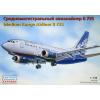 Eastern Express Boeing 737-500 American short / medium-haul airliner, Aeroflot Nord repülőgép makett Eastern express EE14420