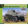 Micro Scale Desing BA-64 Russian light armored car makett MSD3513
