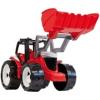 Lena játékok Lena markolós traktor - piros