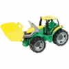 Lena játékok Lena markolós traktor - zöld