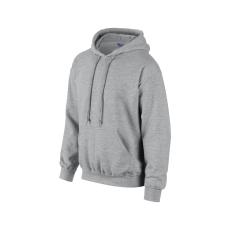 GILDAN kapucnis pulóver, sportszürke