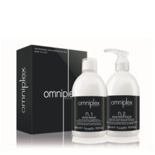 FarmaVita Omniplex hajszerkezet javító készlet, 2x100 ml sampon