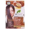 Dr. Organic Regeneráló hajpakolás marokkói bio argán olajjal