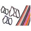 Karlie Sportiv Plus postroj L 65-100cm H (čierny)