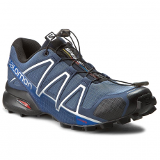 Salomon Bakancs SALOMON - Speedcross 4 383136 26 V0 Slateblue/Black/Blue Yonder