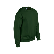 GILDAN kereknyakú pulóver, forestgreen