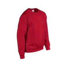 GILDAN kereknyakú pulóver, cseresznye