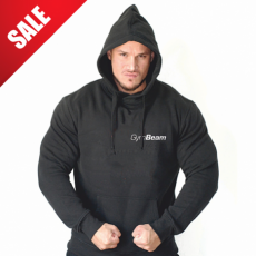 GymBeam Clothing Pulcsi Classic Black - Gym Beam