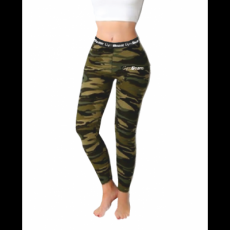 GymBeam Clothing Női leggings Camo - GymBeam