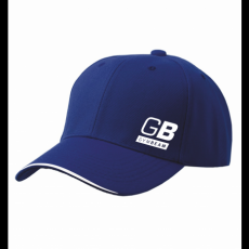 GymBeam Clothing Baseball sapka Simple Blue - GymBeam