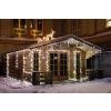 Karácsonyi LED világítás 4 m - meleg fehér 40 LED időzítővel