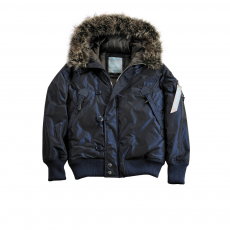 Alpha Industries Arctic Jacket Női - replica blue