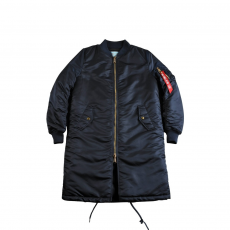 Alpha Industries MA-1 Coat PM Női - replica blue