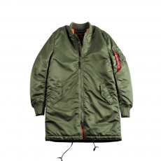 Alpha Industries MA-1 Coat - sage green