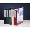 Pp Gyűrűskönyv -5-151- A4 60mm 4 gyűrűs Panorámás Fehér <10db/csom> P+P