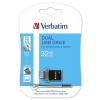 "Verbatim Pendrive, 32GB, USB 2.0+micro USB adapter, táblagéphez, VERBATIM ""DUAL"""