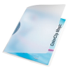 Leitz Gyorslefűző -41740089- Color Clip Magic SZÜRKE LEITZ <6db/dob>