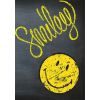 SilverBall Füzet (87-32) A4 32 lap KOCKÁS SMILE<20db/csom>