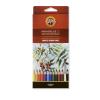KOH-I-NOOR Színes ceruza -3716-12db-os akvarell MONDELUZ KOH-I-NOOR