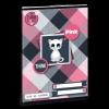 Ars Una Füzet-93607629-A/5 14-32 lap 3.o. Think-Pink <10db/csomag>