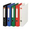 ESSELTE Gyűrűskönyv -82403-JUMBO 5, 8cm 4-gyűrűs PIROS ESSELTE<12db/ dob>