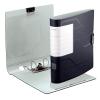 Leitz Iratrendező -10270095-Active Prestige A4 50mm FEKETE LEITZ <5db/dob>