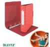 Leitz Gyűrűskönyv-42560020- RETRO CHIC 4D/30mm Narancsvörös LEITZ <5db/dob> gyűrűskönyv