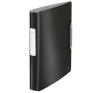 Leitz Gyűrűskönyv-42450094-softclick 30mm szaténfekete Active STYLE gyűrűskönyv