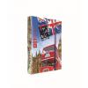 Pp Füzetbox A4 JUMBO CITY STYLE - LONDON P+P
