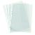 SilverBall Genotherm lefűzhető A4 50mic VÍZTISZTA SilverBall <100db/cs>