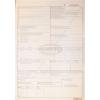 SilverBall CMR fuvarlevél A4 -B.CMR- 6pld -sorszámozott-SilverBall <200garn/csom>