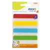Stick'n Index címke -21609- 38x76mm, 4 szín 4x6 lap átlátszó STICK'N