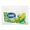 Sindy Toalettpapír 3 rétegű 150 lap Sindy Kamilla 8 tek/csom