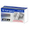 Kangaro Tűzőkapocs 24/6 <1000 db/doboz> KANGARO