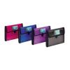 Foldermate Harmónika irattartó -154-A- kapcsos FÜSTSZÜRKE Foldermate <12db/csom>