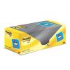 3M POSTIT Öntapadó jegyzettömb csomag, 76x76 mm, 20x100 lap, 3M POSTIT, sárga