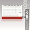 NO NAME Könyöklő asztali  -K100- 80gr. 26lap 410x590mm VEGYES