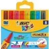 Bic Filctoll -933956- 8db-os készlet Decoralo